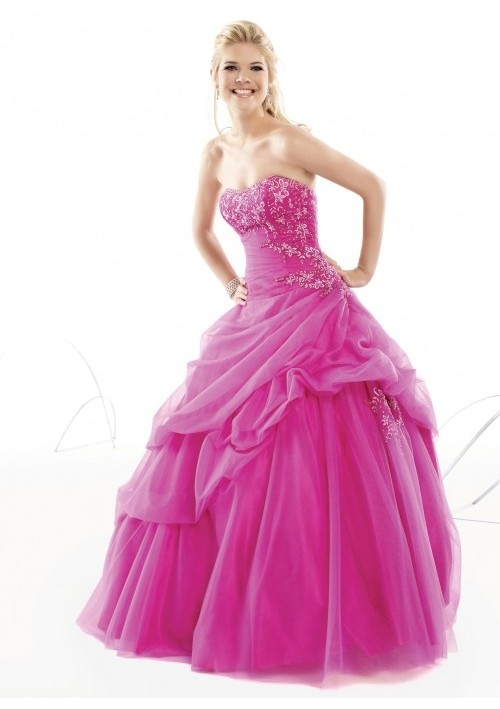 JS prom - Krista may\'s Gown